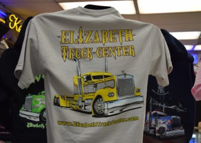 Elizabeth Truck Center (White and Yellow)