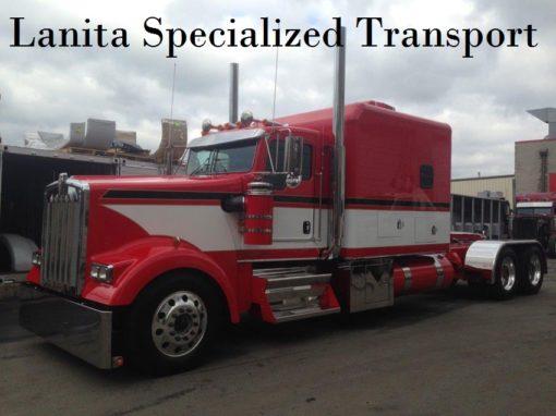 Lanita Specialized Transport