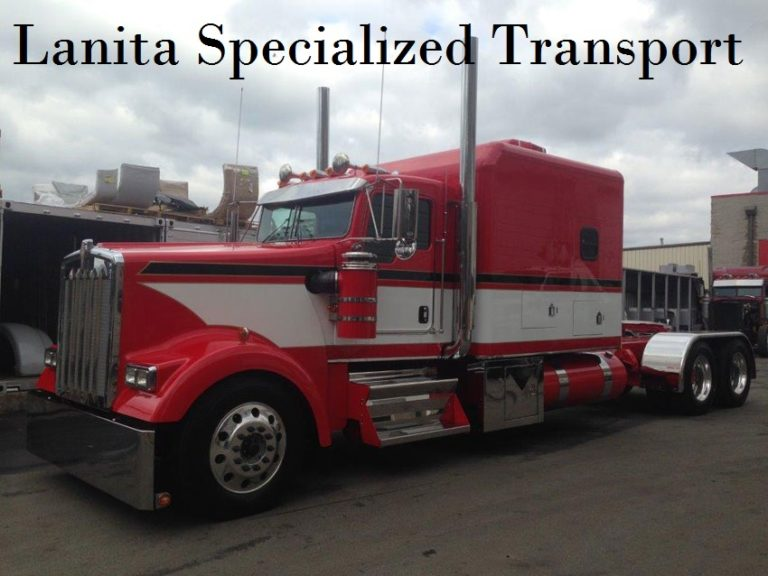 Lanita Specialized Transport