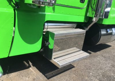 driver side step view green 7