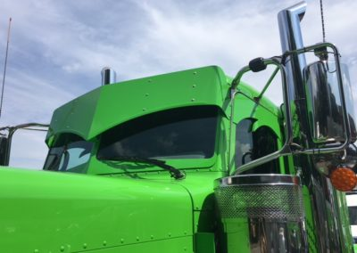 driver side windshield view green 6