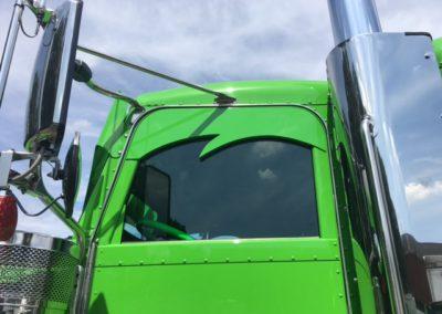 drivers window view green 30