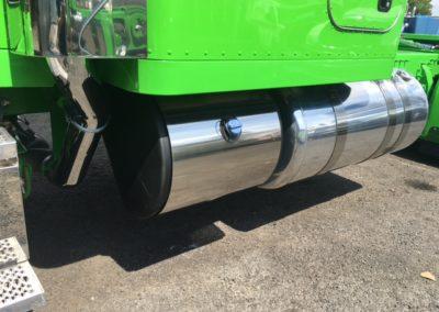 gas tank view green 8