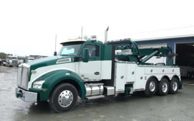 2015 KW T-880 w Century 1150S / 50 Ton Rotator Tow Truck