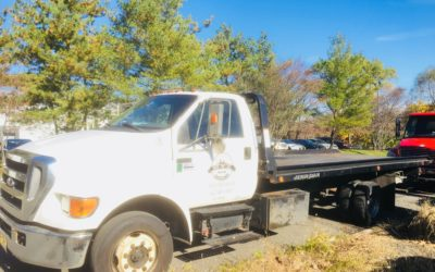 C-F-650: 2005 Ford F-650 w 21′ Jerr-Dan Carrier