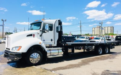 1790: 2019 KW T-440 w 29′ Century 30 series Carrier