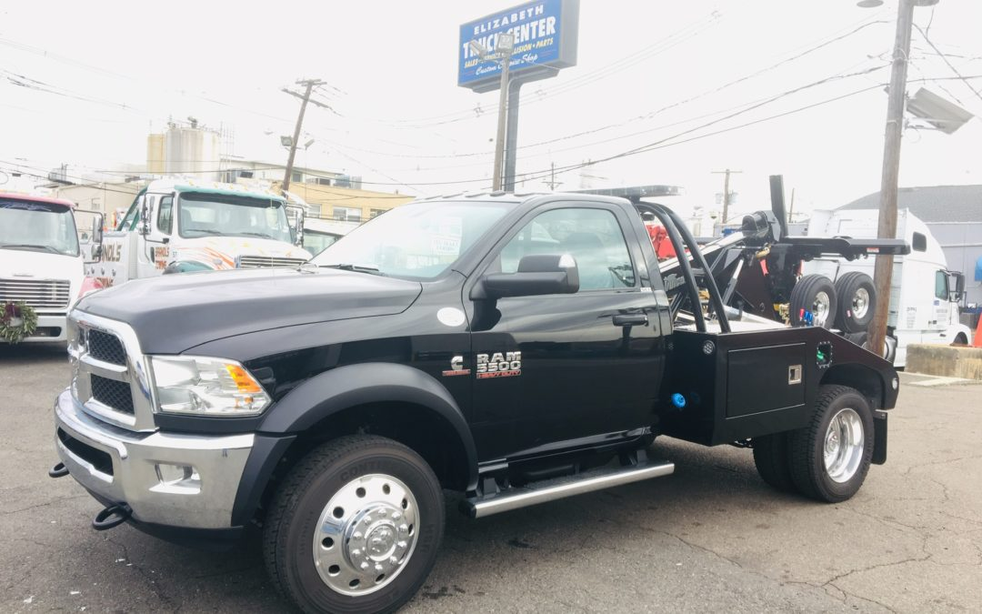 2021: 2018 Dodge 5500 4×4 w Vulcan 807 Autoload Tow Truck