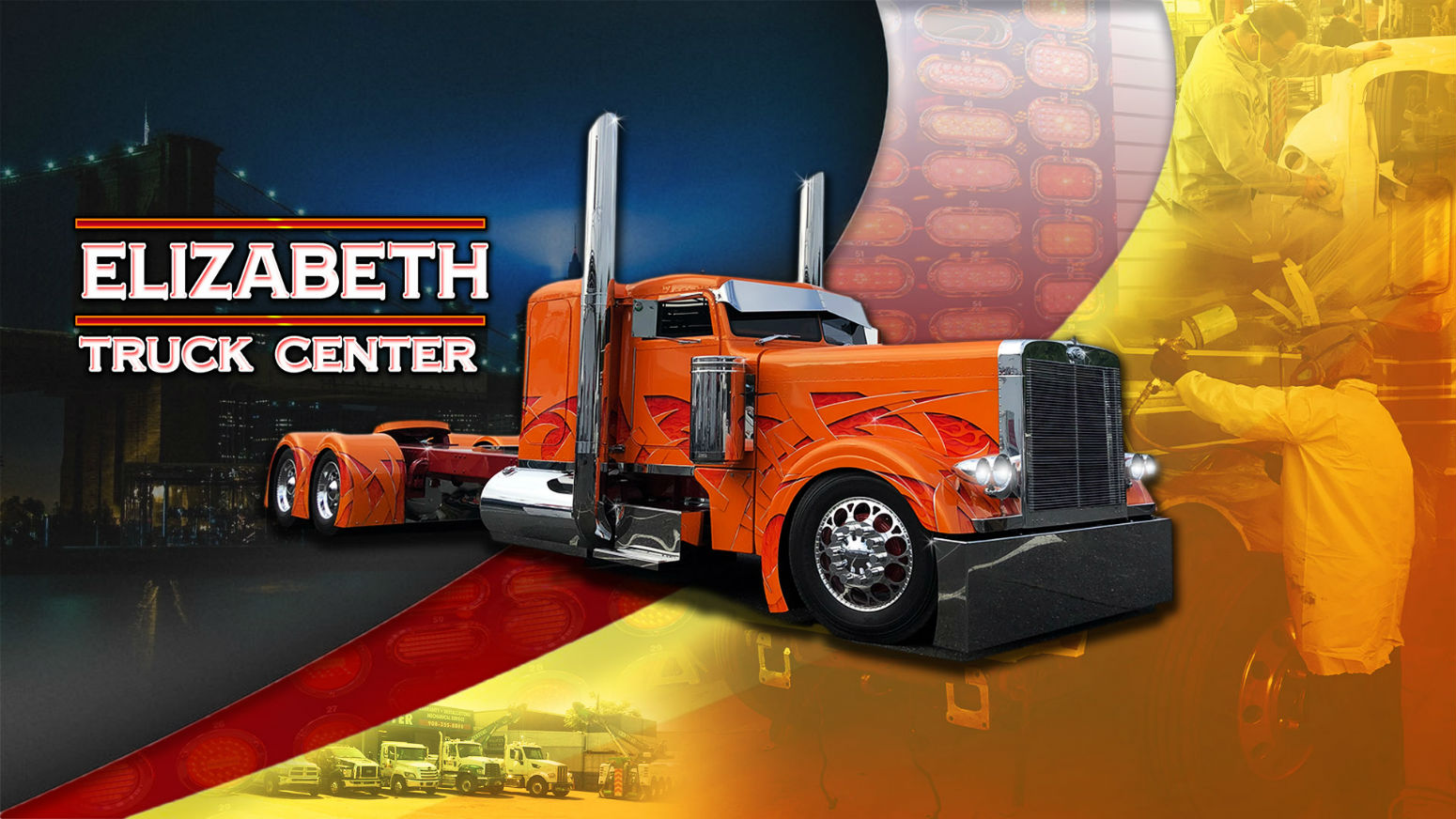 Semi Truck Chrome Sales Accessories Chrome Shop Ny Nj