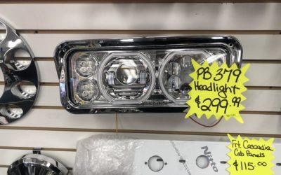 Peterbilt 379  Trux Led Headlight light