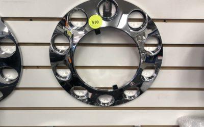 Front Rim / Hub Lug Ring