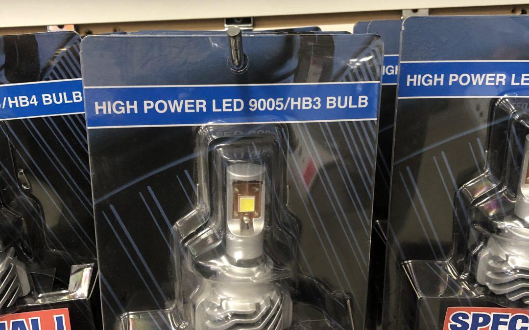 LED 9005/HB3 Bulb