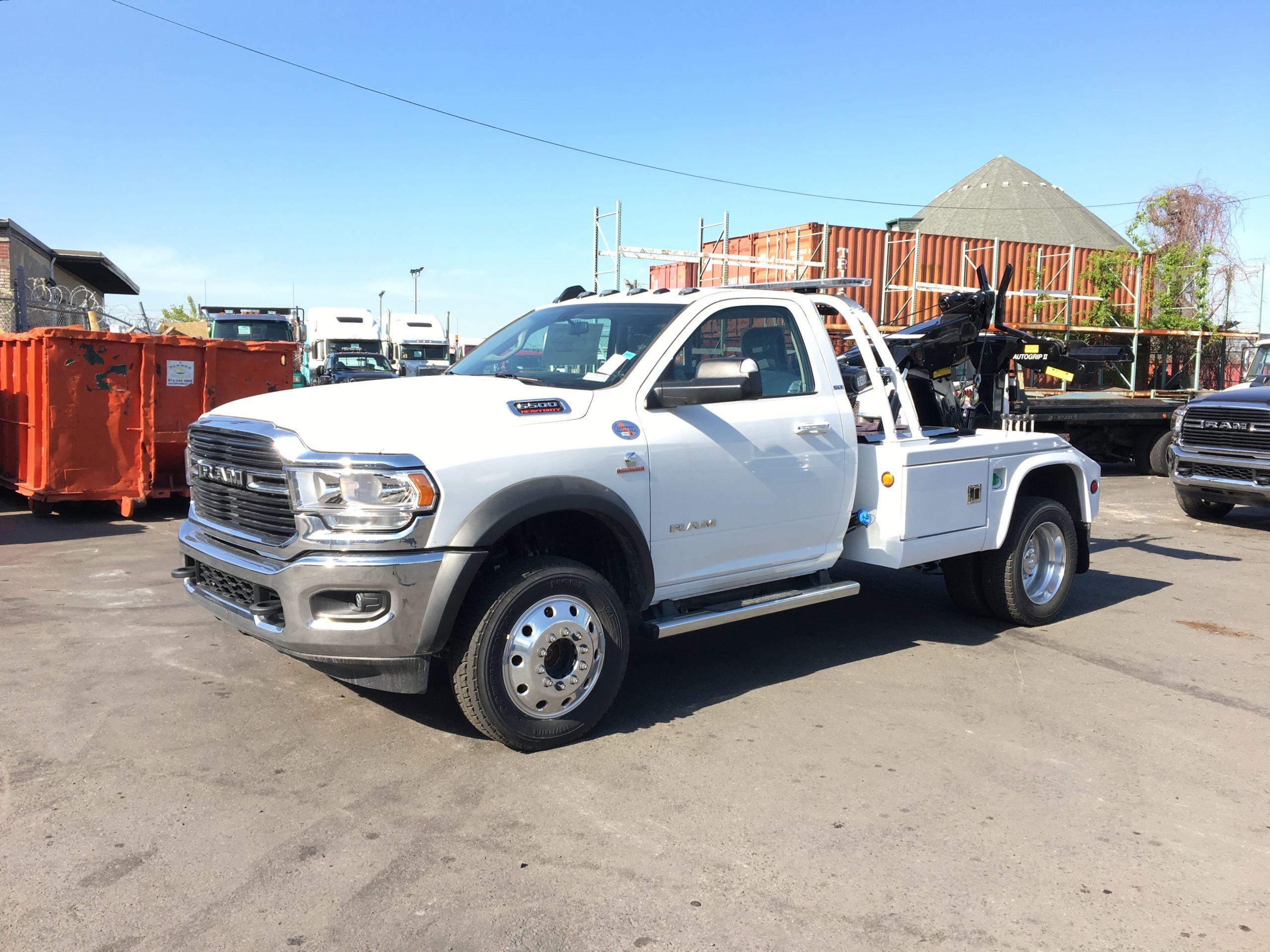 3079: 2019 Dodge 5500 4×4 w Chevron 408TA Tow Truck