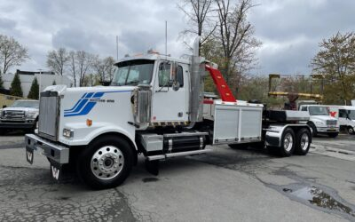 #C-WS4900: 2006 Western Star 4900 Tractor w. Quick Swap Tow Truck