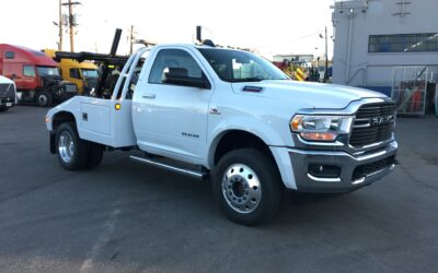 Pre-Order: 2021 Dodge 4500 4×4 w Vulcan 810 Auto Load Tow Truck